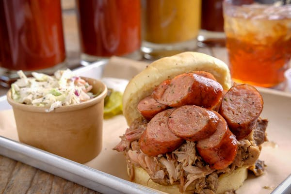 Big Pig Sandwich