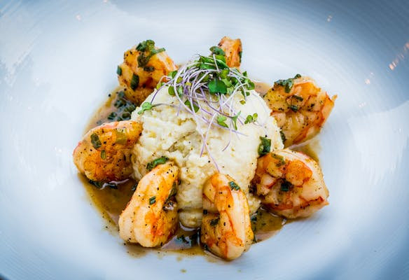 Shrimp-N-Grits