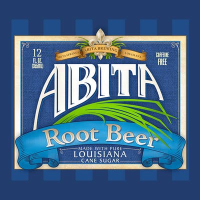 Bottled Abita Rootbeer