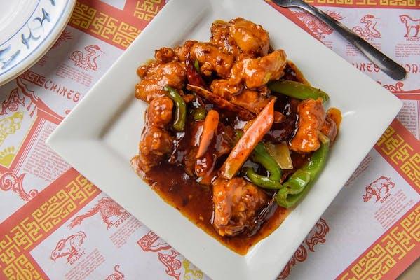 612. General Tso's Chicken