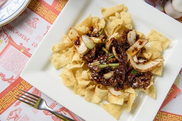 702. Mongolian Beef