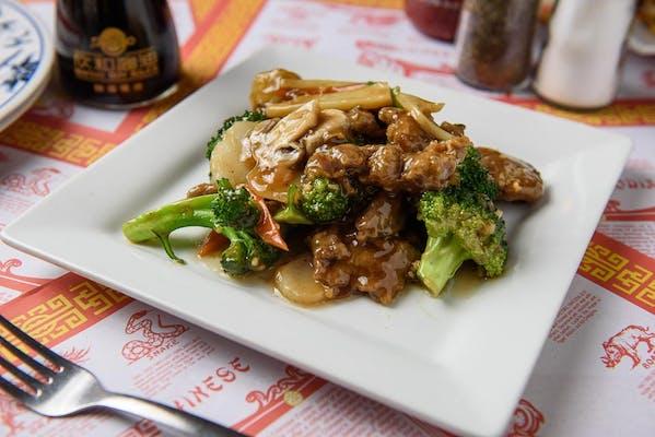 704. Broccoli Beef