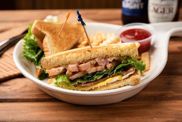 Andi's BELT Sandwich