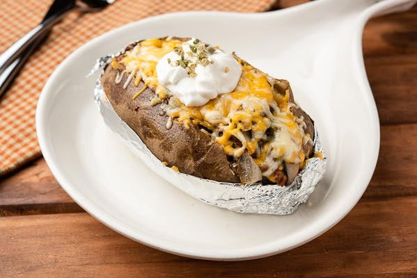 American Baked Potato
