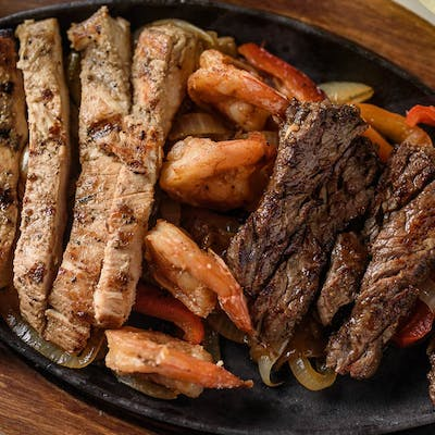 Chicken & Beef Fajitas