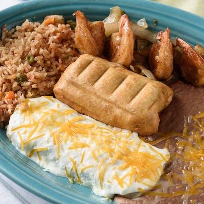 Seafood Fiesta Platter