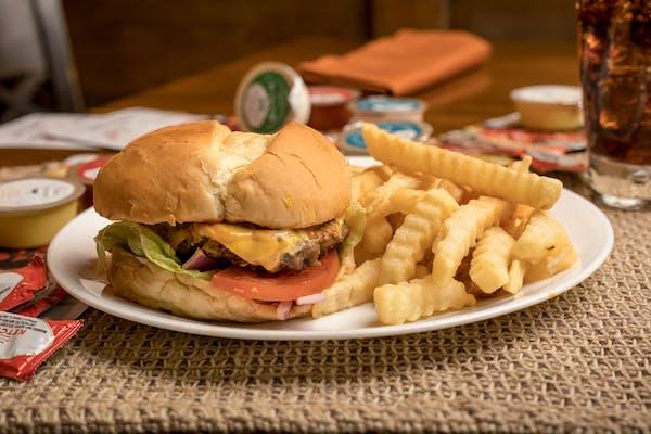 Zack's Ranger Burger
