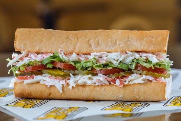 Krab Salad Sandwich