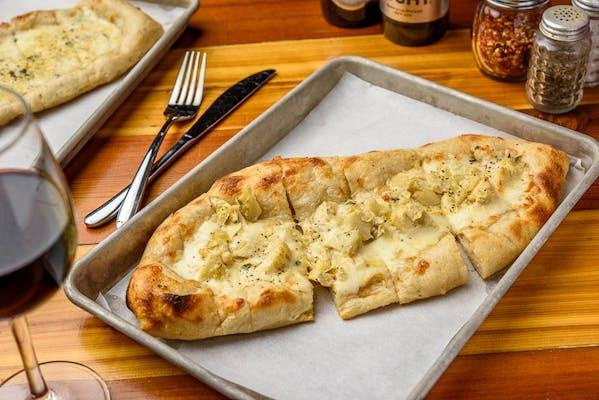 Artichoke Focaccia Bread