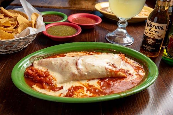 Buffalo Burrito