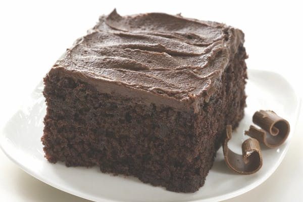 Courtney's Chocolate Cake