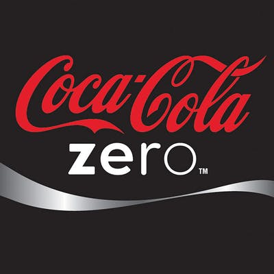 Bottled Coke Zero