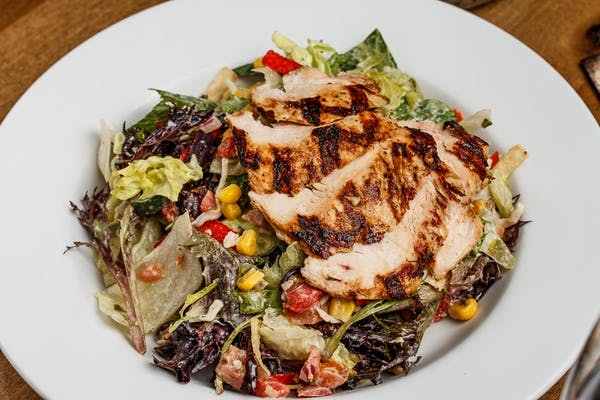 Southwest Chicken or Steak Salad