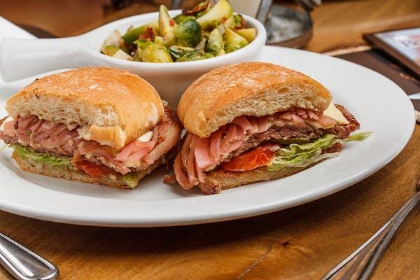 Ribeye Grinder Sandwich