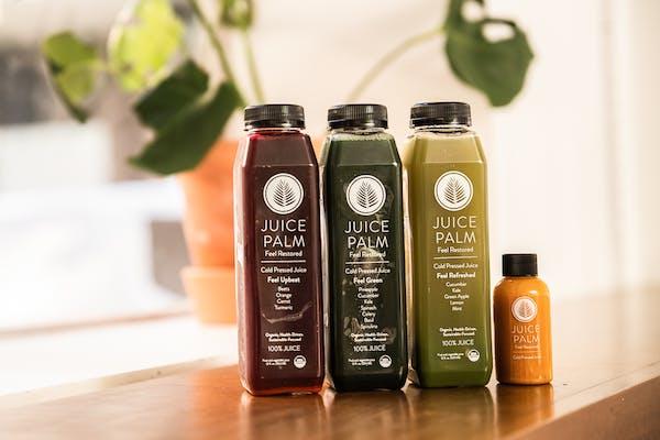 Feel Vibrant Juice