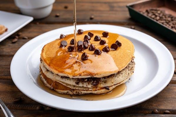 Mocha Pancakes