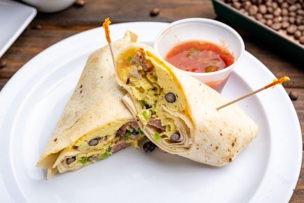 Southwestern Burrito