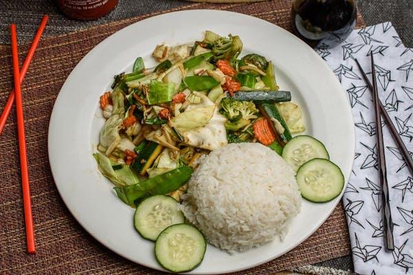 Mongolian House Stir-Fry