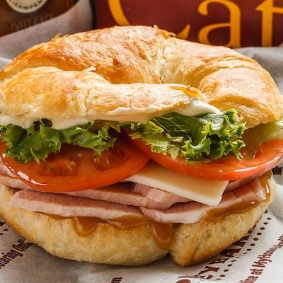 Ham Classic Sandwich
