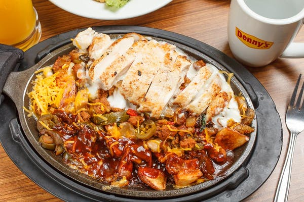 Crazy Spicy Sizzlin' Skillet