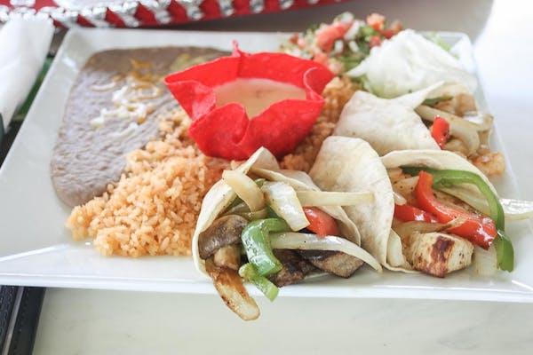 Fernando's Fajita Tacos