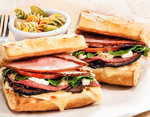 The Royal Sandwich