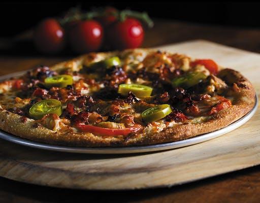"""Newk's """"Q"""" Pizza"""