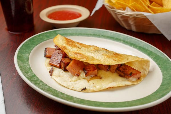 Ham Quesadilla