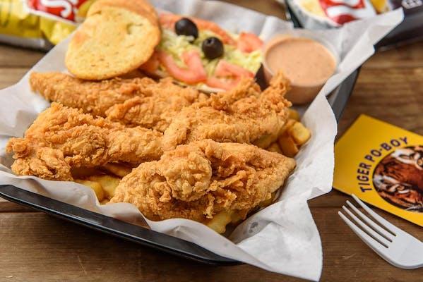 Chicken Tender Meal