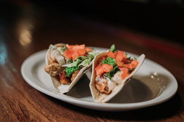 (2) Ranch Chicken Tacos