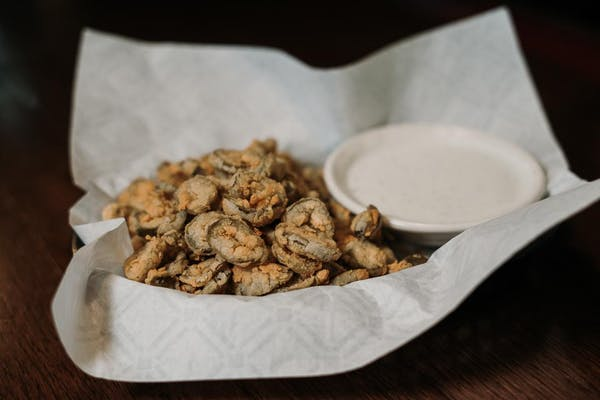 Fried Jalapeños