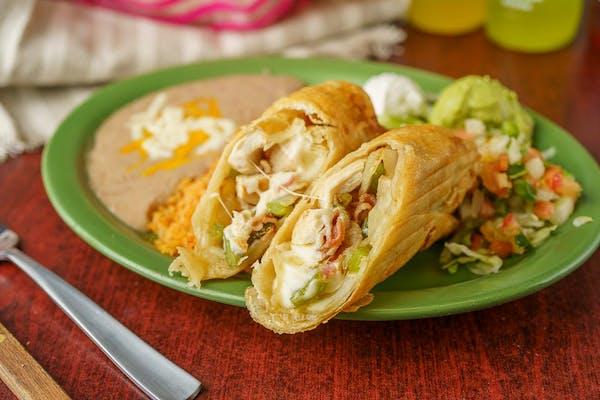 #8 Alambre Tacos
