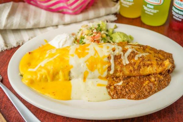 #11 Sancho Burrito