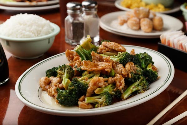 115. Chicken with Broccoli