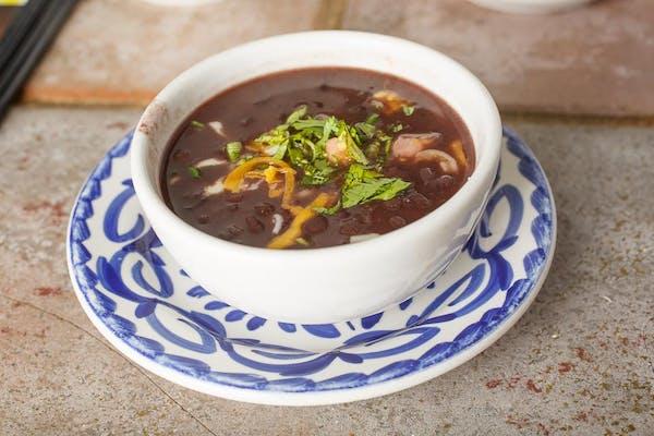 2. Black Bean Soup