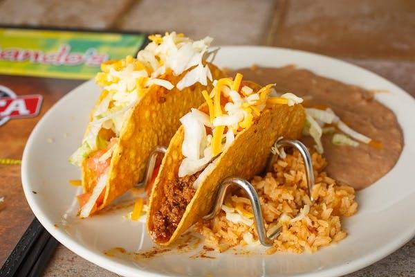 1. Tacos Tejanos