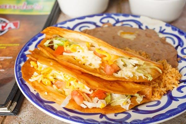 3. Fernando's Tacos
