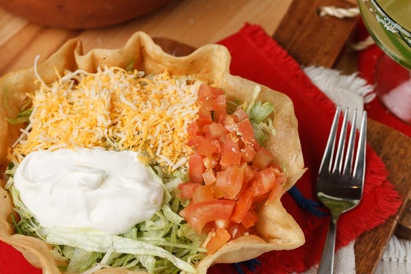 Taco Salad Lunch Special