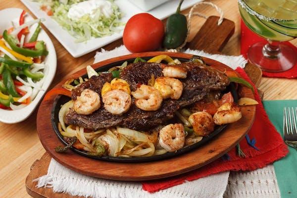 Fajitas Lunch Special