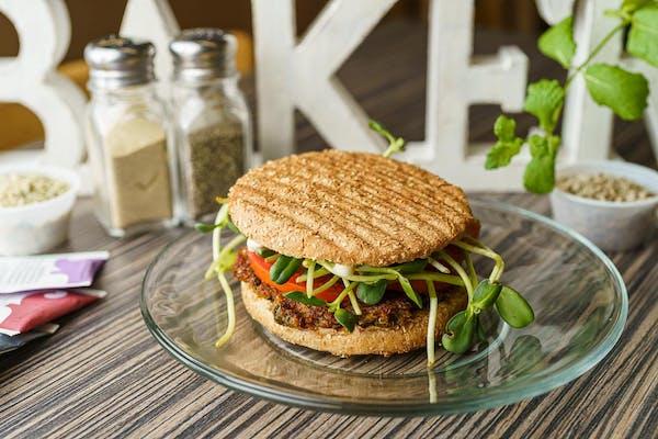 Housemade Veggie Burger