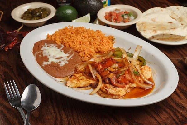 P4. Pollo Mexicano
