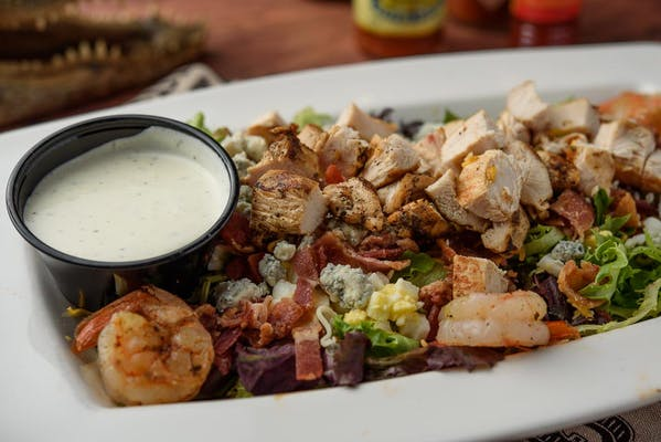 New Orleans Cobb Salad