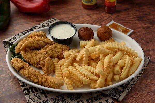 Fried Chicken Tender Dinner