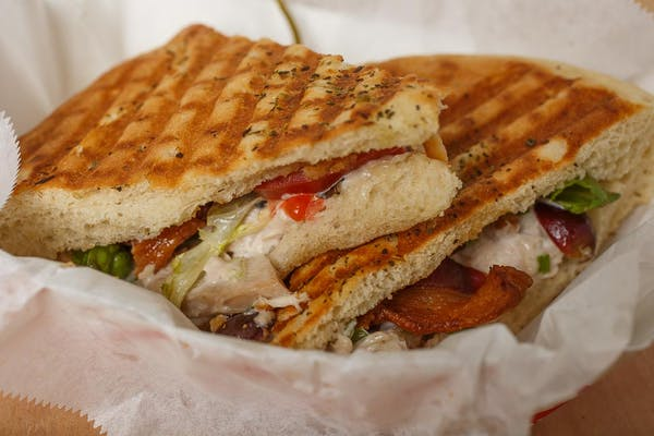 #13 Chicken Salad BLT Panini