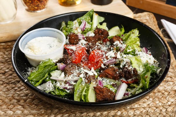 Black & Blue Salad
