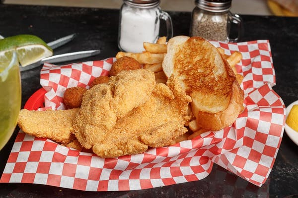 Lunch Catfish Special