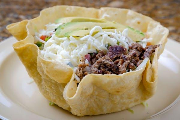 #8 Taco Salad Combo