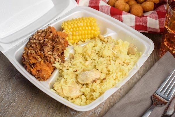 Chicken Bog Plate