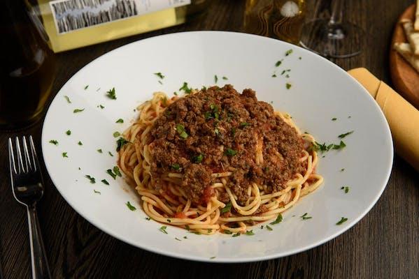 Spaghetti & Bolognese