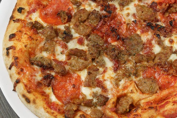 The Meatza Pizza
